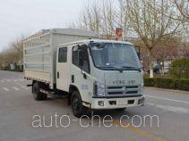 Foton BJ5046CCY-G3 грузовик с решетчатым тент-каркасом
