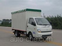 Foton BJ5046CPY-A1 soft top box van truck
