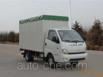 Foton BJ5046CPY-H1 soft top box van truck