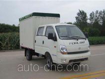 Foton BJ5046CPY-H3 soft top box van truck
