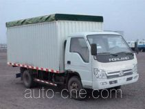 Foton BJ5046CPY-X1 soft top box van truck
