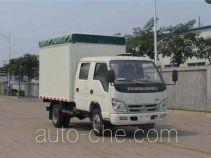 Foton BJ5046CPY-X3 soft top box van truck