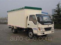 Foton BJ5046V8BD4-C soft top box van truck