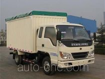 Foton BJ5046V8CD4-C soft top box van truck