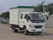 Foton BJ5046V8DDA-B soft top box van truck