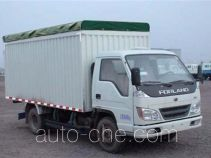 Foton BJ5046V9BB4-C soft top box van truck