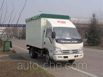 Foton BJ5046V9BB5-B soft top box van truck
