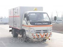 Foton BJ5046V9BD5-S3 dangerous goods transport vehicle