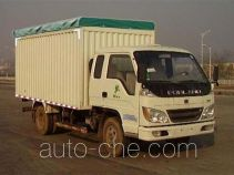 Foton BJ5046V9CD5-S2 soft top box van truck