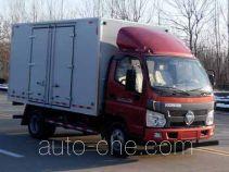 Foton BJ5046XXY-1 box van truck