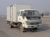 Foton BJ5046XXY-AC box van truck