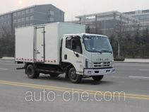 Foton BJ5046XXY-E7 box van truck