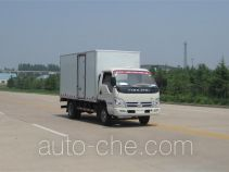 Foton BJ5046XXY-F1 box van truck