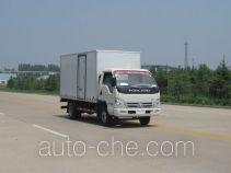 Foton BJ5046XXY-AD box van truck