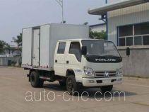 福田牌BJ5046XXY-AE型厢式运输车