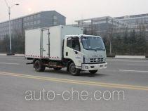 福田牌BJ5046XXY-G1型厢式运输车