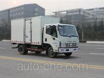 福田牌BJ5046XXY-BA型厢式运输车