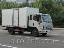 福田牌BJ5046XXY-H6型厢式运输车