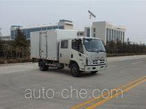Foton BJ5046XXY-H7 box van truck