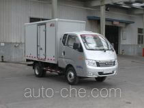 Foton BJ5046XXY-K2 box van truck