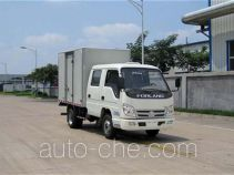 Foton BJ5046XXY-S9 box van truck