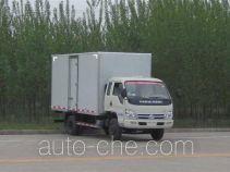 Foton BJ5046XXY-X2 box van truck