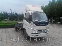 Foton BJ5046ZXX-X1 detachable body garbage truck