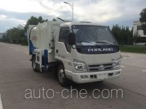 Foton BJ5046ZZZ-AA self-loading garbage truck