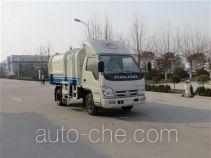 福田牌BJ5046ZZZ-X1型自装卸式垃圾车