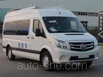 Foton BJ5048XJC-V1 inspection vehicle