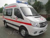 Foton BJ5048XJH-V1 ambulance