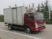 福田牌BJ5048XLC-FA型冷藏车