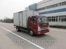 Foton BJ5048XXY-FC box van truck