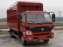 福田牌BJ5049CCY-A3型仓栅式运输车
