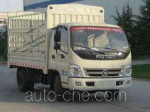 福田牌BJ5049CCY-AA型仓栅式运输车