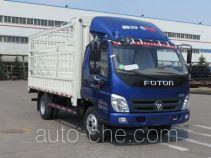 Foton BJ5049CCY-F7 stake truck