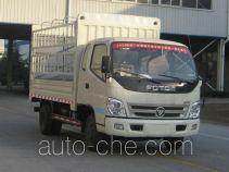 Foton BJ5049CCY-CW грузовик с решетчатым тент-каркасом