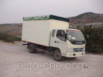 Foton BJ5049CPY-AC soft top box van truck