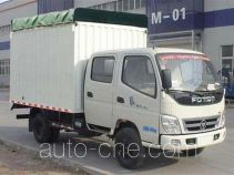 Foton BJ5049CPY-AD soft top box van truck