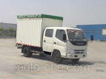 Foton BJ5049CPY-DF soft top box van truck