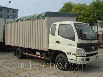 Foton BJ5049CPY-F2 soft top box van truck