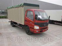 Foton BJ5049CPY-F4 soft top box van truck