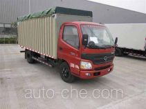 Foton BJ5049CPY-F7 soft top box van truck