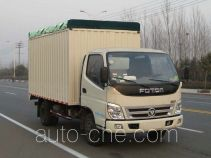 Foton BJ5049CPY-FE soft top box van truck
