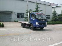 Foton BJ5049TPB-FB flatbed truck