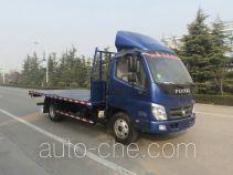 Foton BJ5049TPB-FE грузовик с плоской платформой