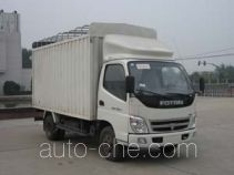 Foton Ollin BJ5049V8BE6-A2 soft top box van truck