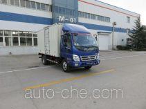 Foton BJ5049V8BEA-6 box van truck