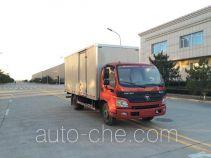 Foton BJ5049XXY-C5 box van truck