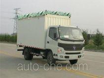 Foton BJ5049V8BEA-FC soft top box van truck